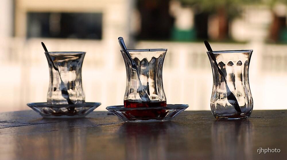 Turkish Tea - Istanbul, Turkey by rjhphoto