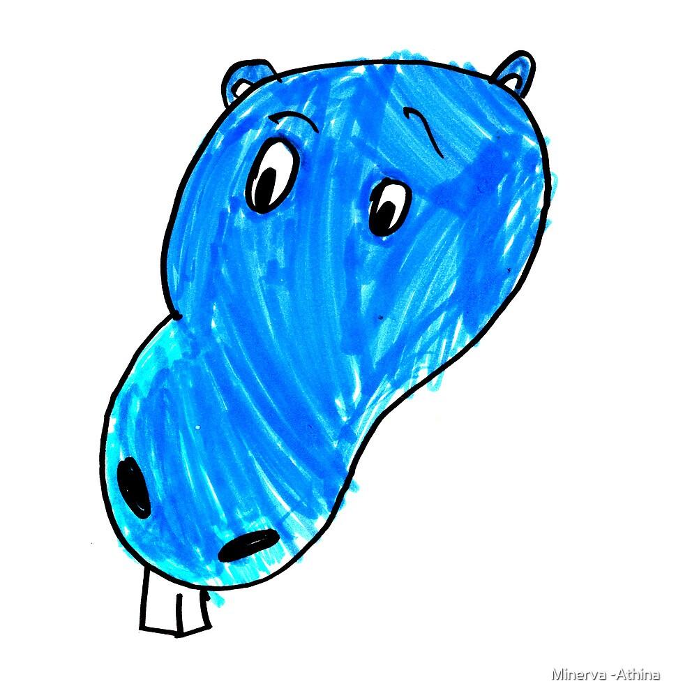 Hippo by Minerva -Athina