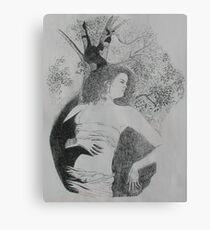 Shadow Canvas Print