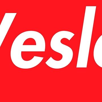 Hello My Name Is Wesley Name Tag by efomylod
