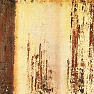 Venice Wall 4 - original acrylic abstract painting on panel by Marco Sivieri