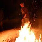 Fire Tender by AuntieJ
