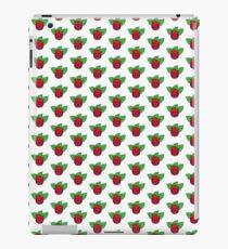 Raspberry Beret iPad Case/Skin