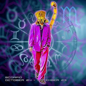 Scorpio by DiabloNegro