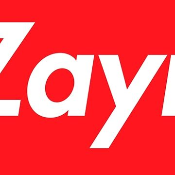 Hello My Name Is Zayn Name Tag by efomylod