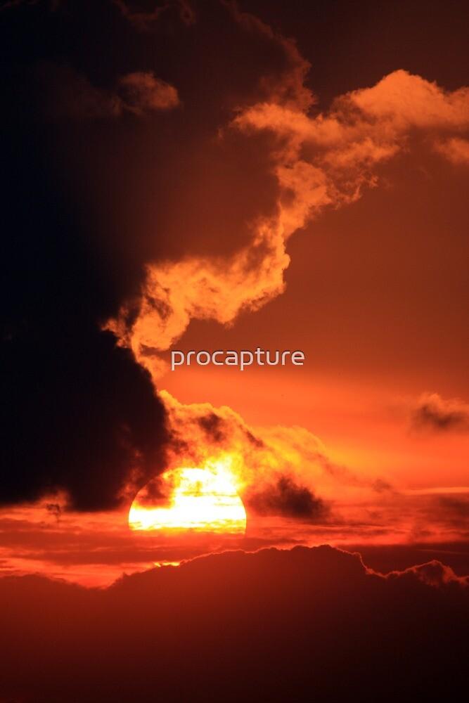 Sunset by procapture