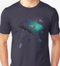 Constructing the Cosmos Unisex T-Shirt