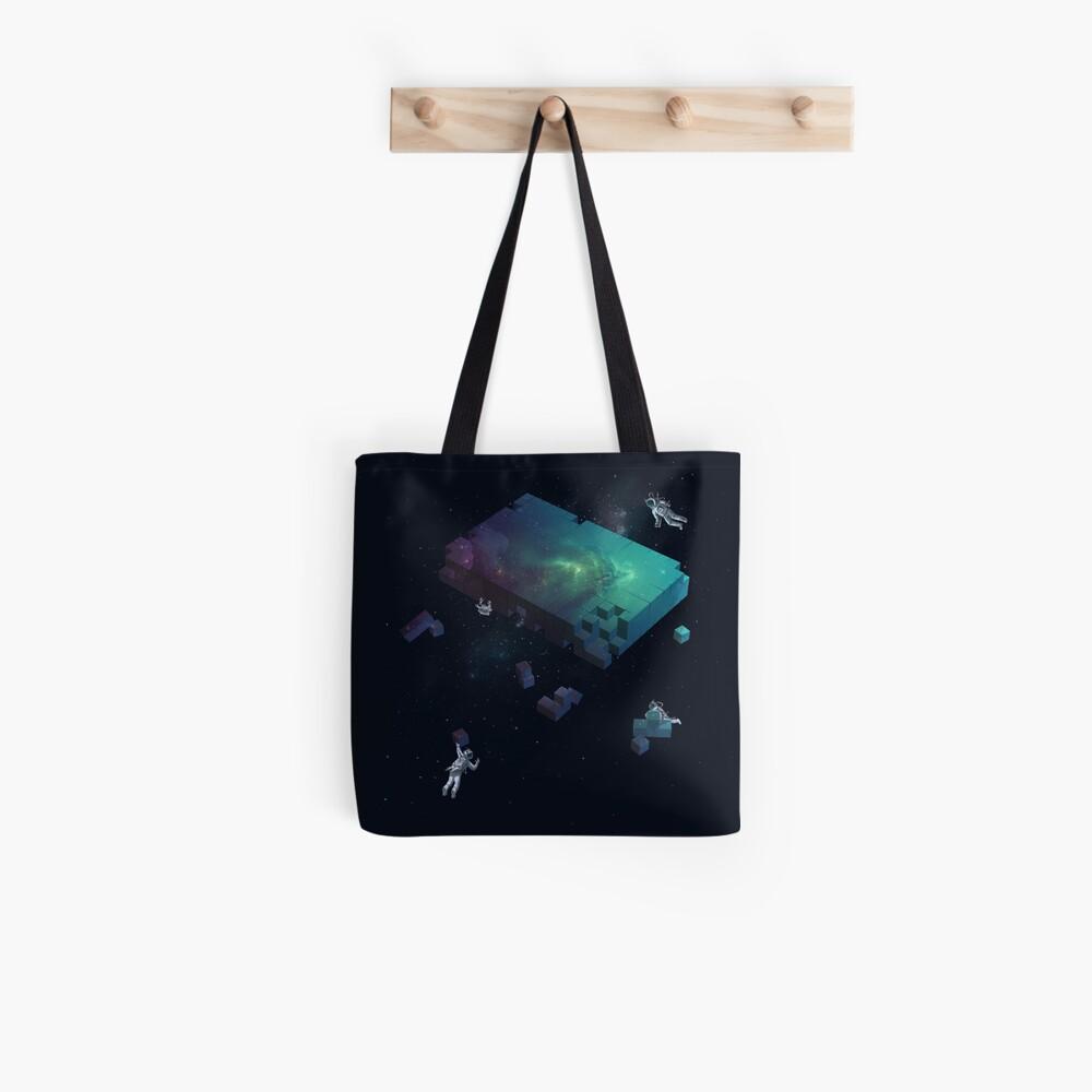 Den Kosmos konstruieren Tote Bag