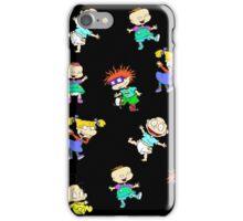 90s Rugrats  iPhone Case/Skin