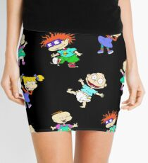 90s Rugrats  Mini Skirt