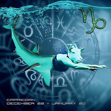 Capricorn by DiabloNegro