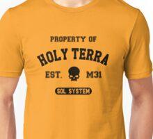 Property of Terra (black) Unisex T-Shirt