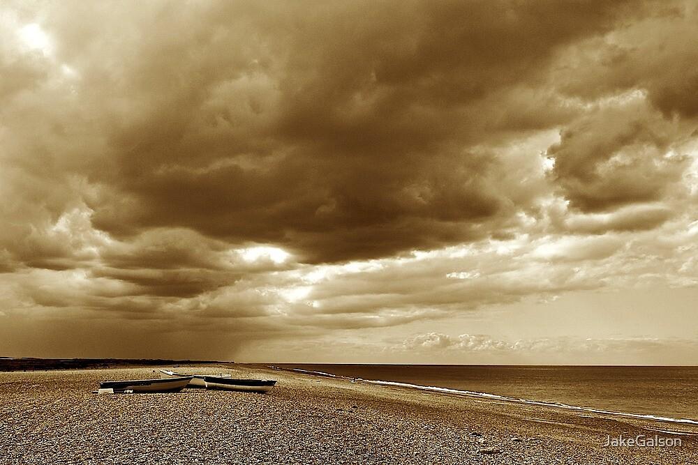 Norfolk beach by JakeGalson