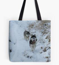 Just follow me... Tote Bag