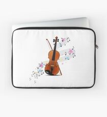 Violin music Laptop Sleeve