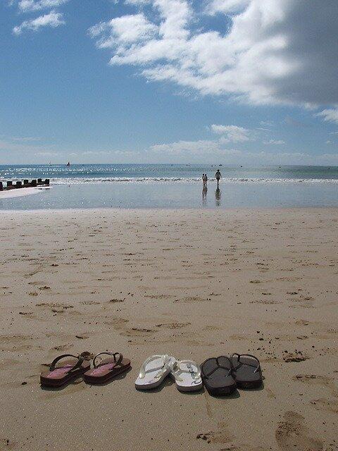 Tide is Out by Bas Van Uyen