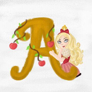 apple by dixieulquiorra
