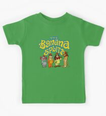 Banana Splits Shirt Kids T-Shirt