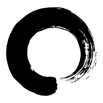 Open Enso by LanaWilchai