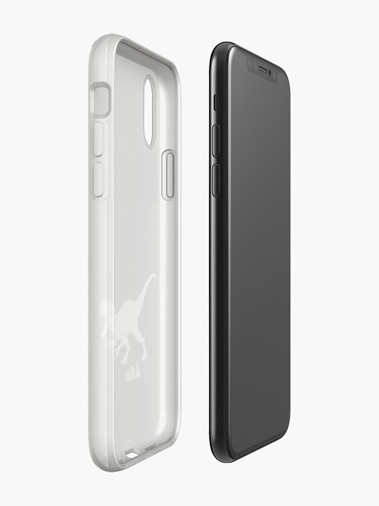 Vista alternativa de Funda y vinilo para iPhone iRex