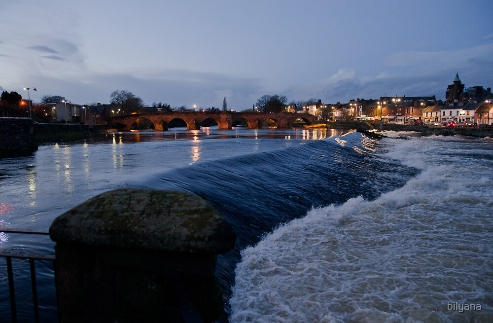 An Evening in Dumfries by bilyana