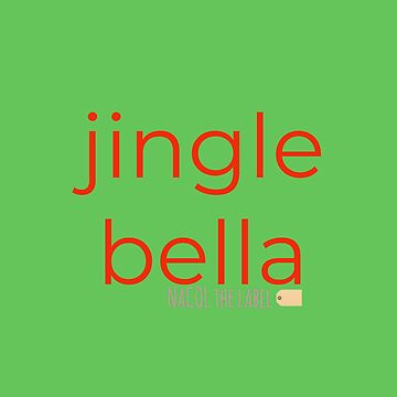 jingle bella | red by Locan