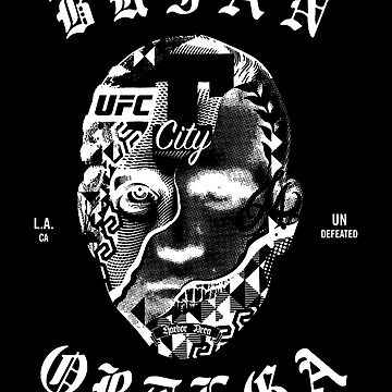 Brian Ortega - Harbor Area (White) by MillSociety