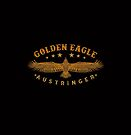 Eagle Austringer's Shirts and GIfts for Falconers Who Fly Golden Eagles in Falconry by Robert Diebold