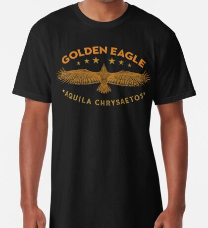 Eagle Austringer's Shirts and GIfts for Falconers Who Fly Eagles in Falconry Long T-Shirt