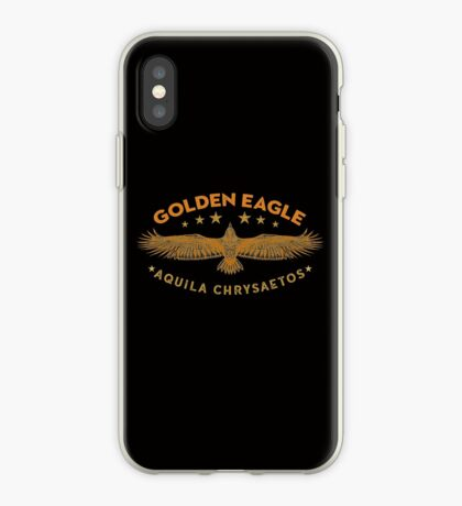 Eagle Austringer's Shirts and GIfts for Falconers Who Fly Eagles in Falconry iPhone Case