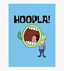 HOOPLA! - SpongeBob Fotodruck