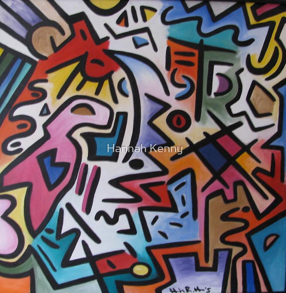 Aztec by Hannah Kenny