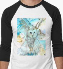 Jareth Baseballshirt mit 3/4-Arm