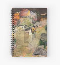 Textured Landscape Spiral Notebook