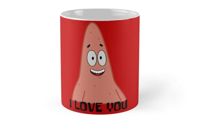 Patrick Loves You - Spongebob by LagginPotato64