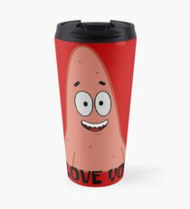 Patrick liebt dich - Spongebob Thermobecher