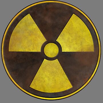 Radioactive Fallout Symbol - Nerd Science by AMagicalJourney
