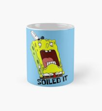 Soiled It! - Spongebob Mug