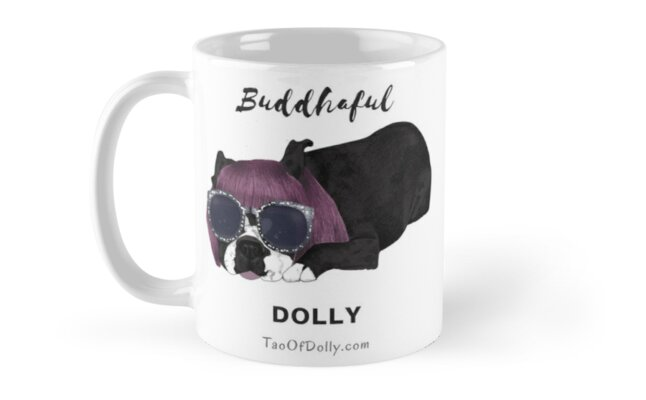 Buddhaful Dolly - Cafe Double by TaoOfDolly