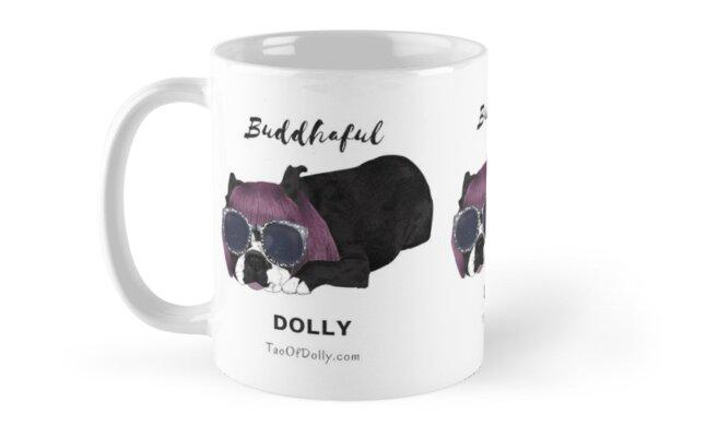 Buddhaful Dolly - Cafe Mocha  by TaoOfDolly
