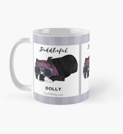 Buddhaful Dolly - Cafe Latte  Mug