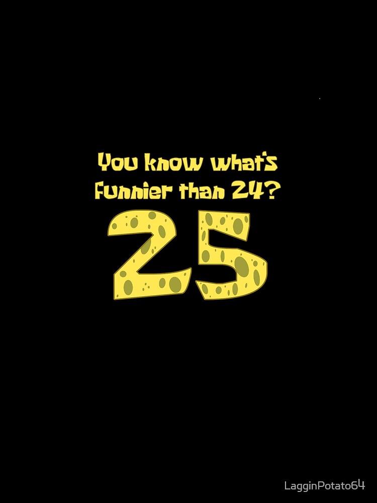 25 - Spongebob by LagginPotato64