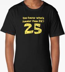 25 - Spongebob Long T-Shirt