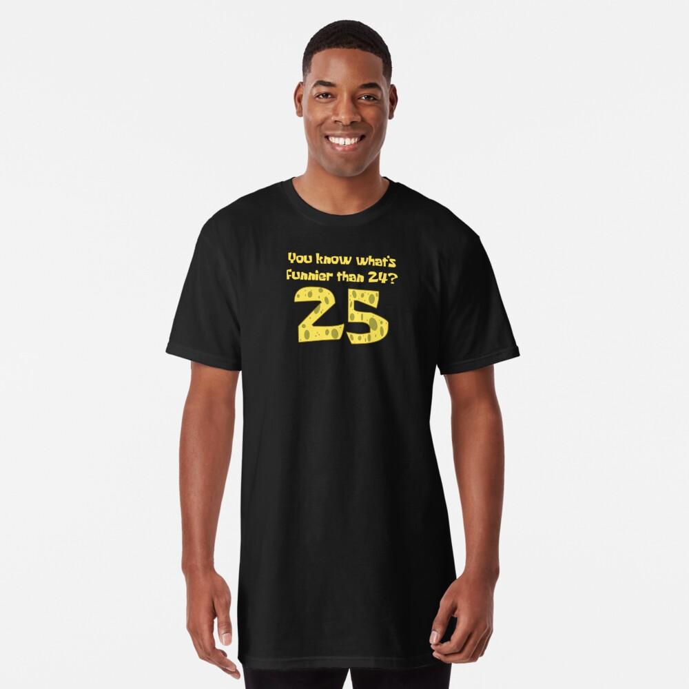 25 - Spongebob Longshirt