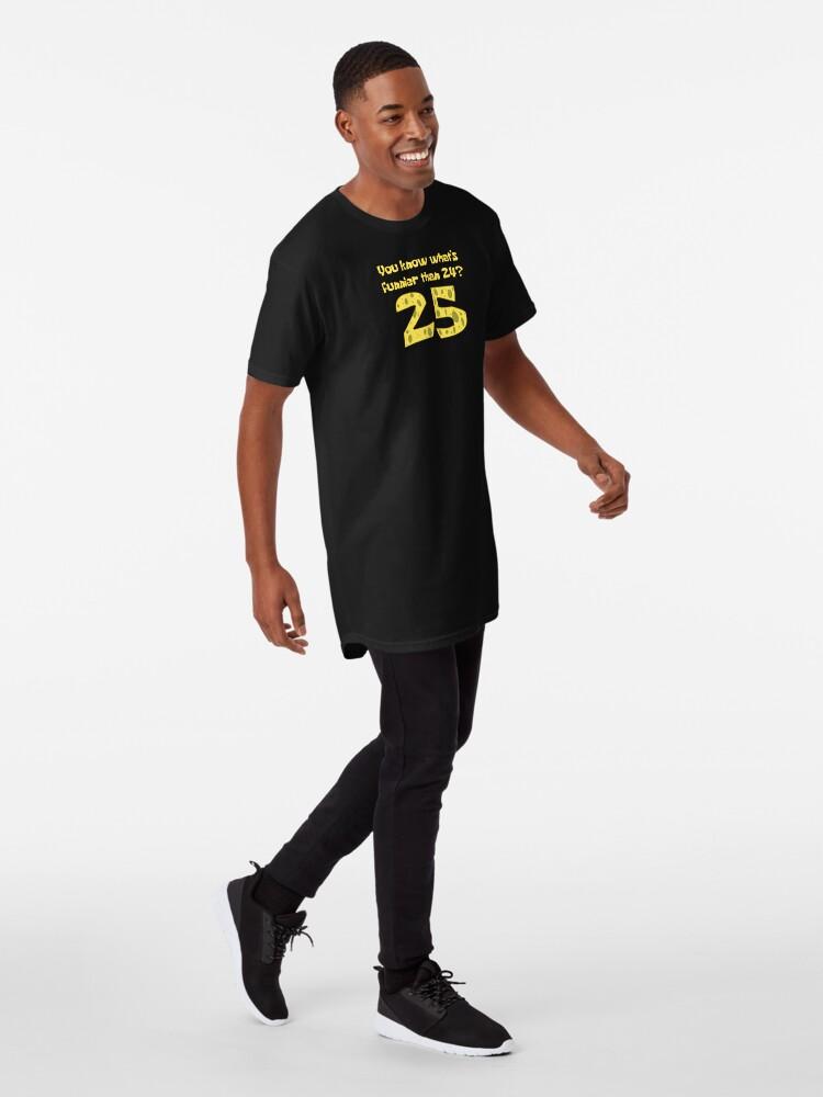 Alternative Ansicht von 25 - Spongebob Longshirt