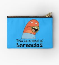 This Is A Load Of Barnacles - Spongebob Zipper Pouch