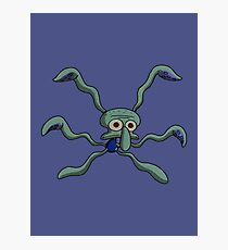 Thaddäus Tanz - Spongebob Fotodruck