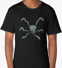 Squidward's Dance - Spongebob Long T-Shirt