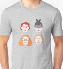 Moira,Shacath,Myrtle and Gloria Unisex T-Shirt