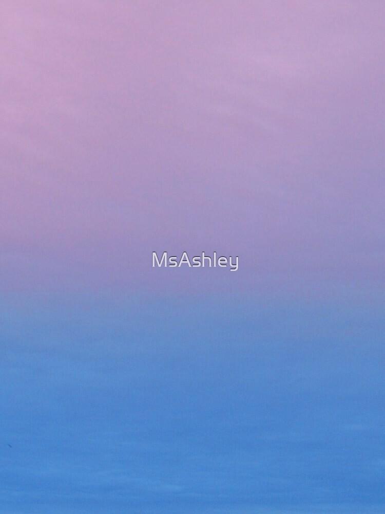 colorful sunset sky background by MsAshley